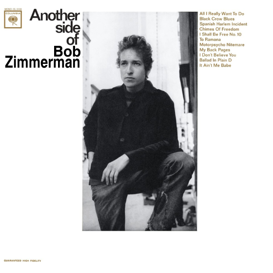 Another Side Of Bob Zimmerman