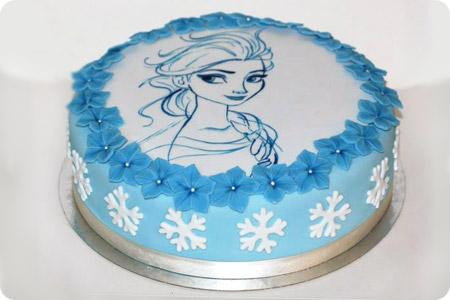 elsa tårta recept