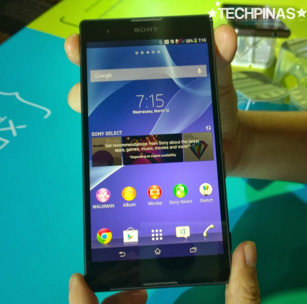 Sony Xperia T2 Ultra Philippines, Sony Xperia T2 Ultra, 2014 Sony Xperia Smartphones, Sony Xperia Philippines