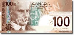 Dolar Canadiense-