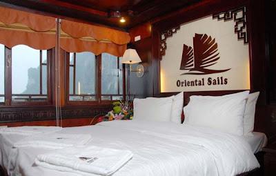 Double Cabin - Oriental Sails
