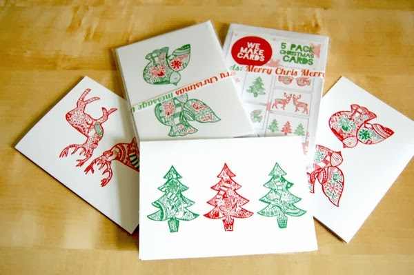 50 Amazingly Creative Christmas Card Designs to Inspire You - Jayce ...