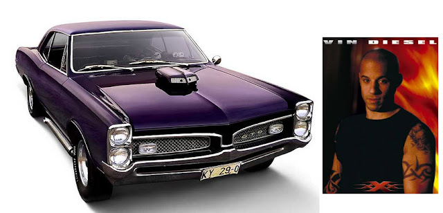 The 1967 Pontiac GTO &quot;xXx&quot; Movie Car Star - Specs &amp; Pictures