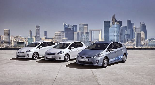 Toyota'nın hibrit otomobilleri
