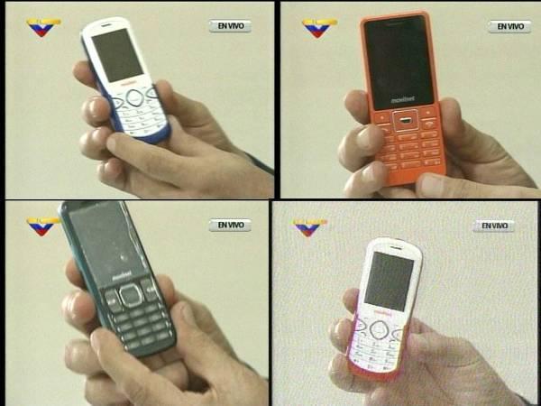 En Venezuela el mandatario nacional Hugo Chávez, mostró los nuevos modelos de los celulares Orinoquia y Vergatario que estarán en el mercado en los próximos. Asimismo el Presidente anunció que proximamente también estaran los nuevos vehículos ensamblados en Venezuela