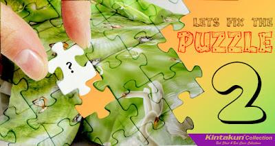 Info Kuis - Kuis Game Kintakun 'Lets Fix The Puzzle' #2