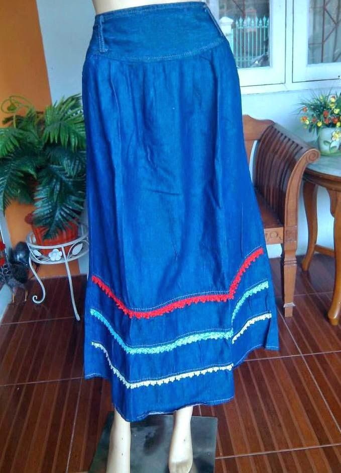 Rok Jeans Cantik RM298