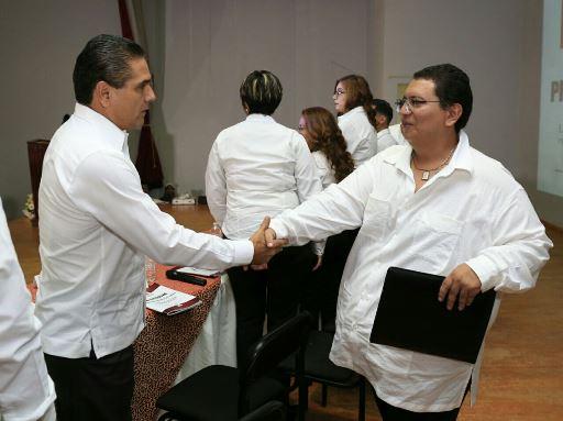 Asiste Silvano Aureoles a primer Informe del Ayuntamiento de Yurécuaro