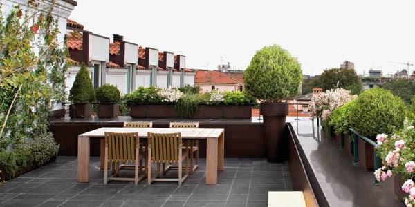 Small Balcony Design Idea