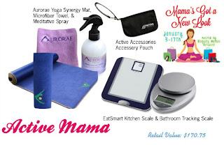 Mama's Got A New Look, Active Mama Grand Prize