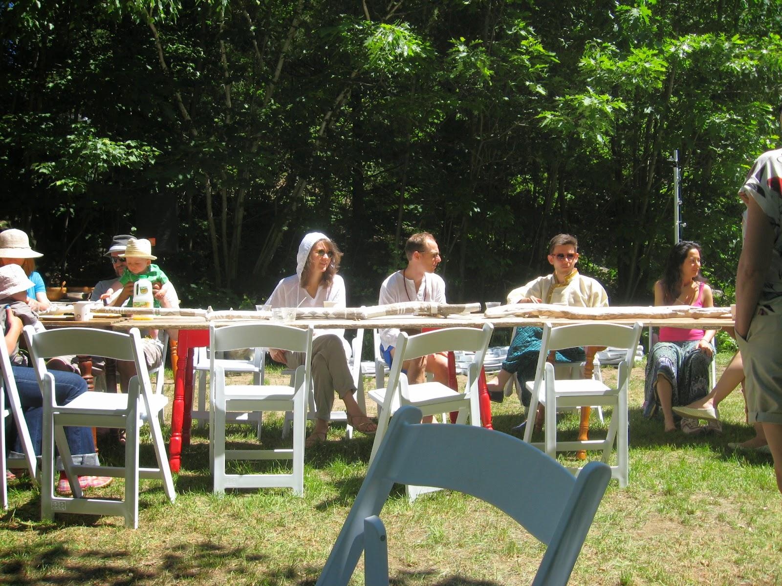 Пригласили парней на пикник 14 фотография