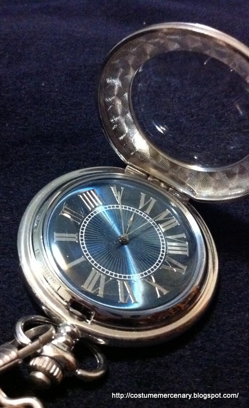 Bad news however is that theyu0027ve gotten more expensive. In all honestly weu0027ll end up absorbing some of that price difference but we really canu0027t afford ... & The Costume Mercenary: Tat on the Table: Clockwork Pocket Watches ...