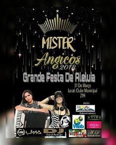 Mister Angicos 2018