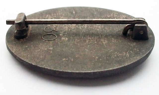 insignia herido medallas alemanas  militaria segunda guerra mundial