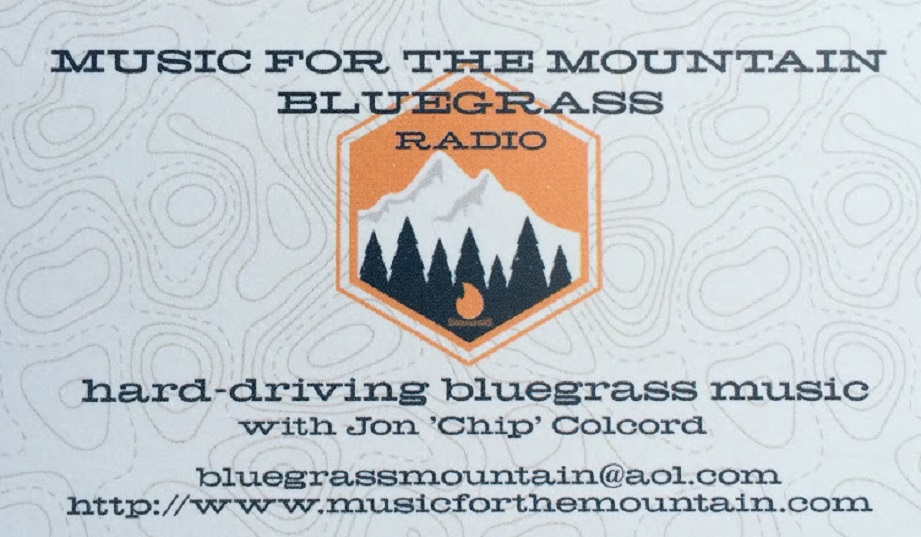 Music for the Mountain Bluegrass