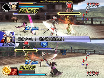 Free Download Game Sengoku Basara 2 Full Version