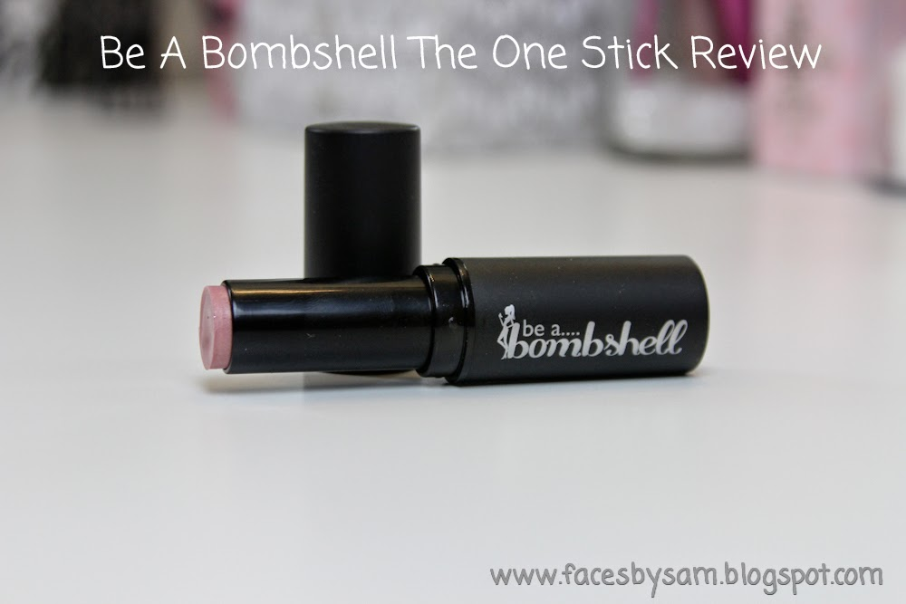 The One Stick by Be A Bombshell Cosmetics Review