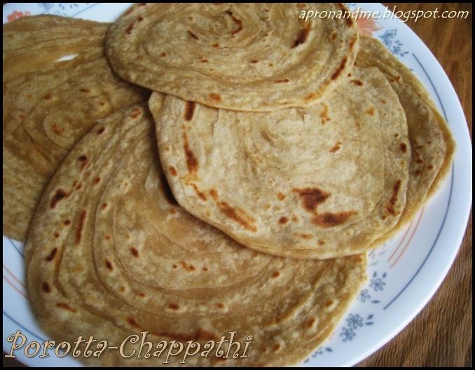 Porotta-Chappathi