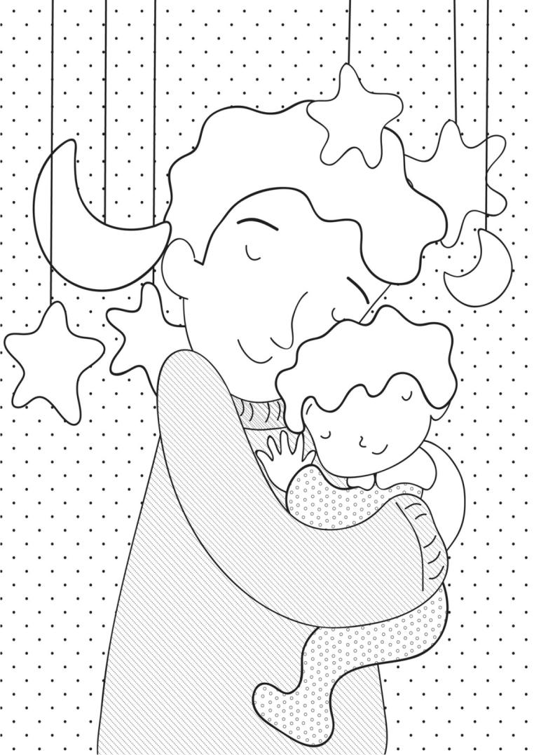 colorir pai 1 Dia-dos-pais