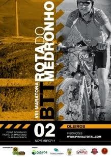 ROTA DO MEDRONHO- OLEIROS