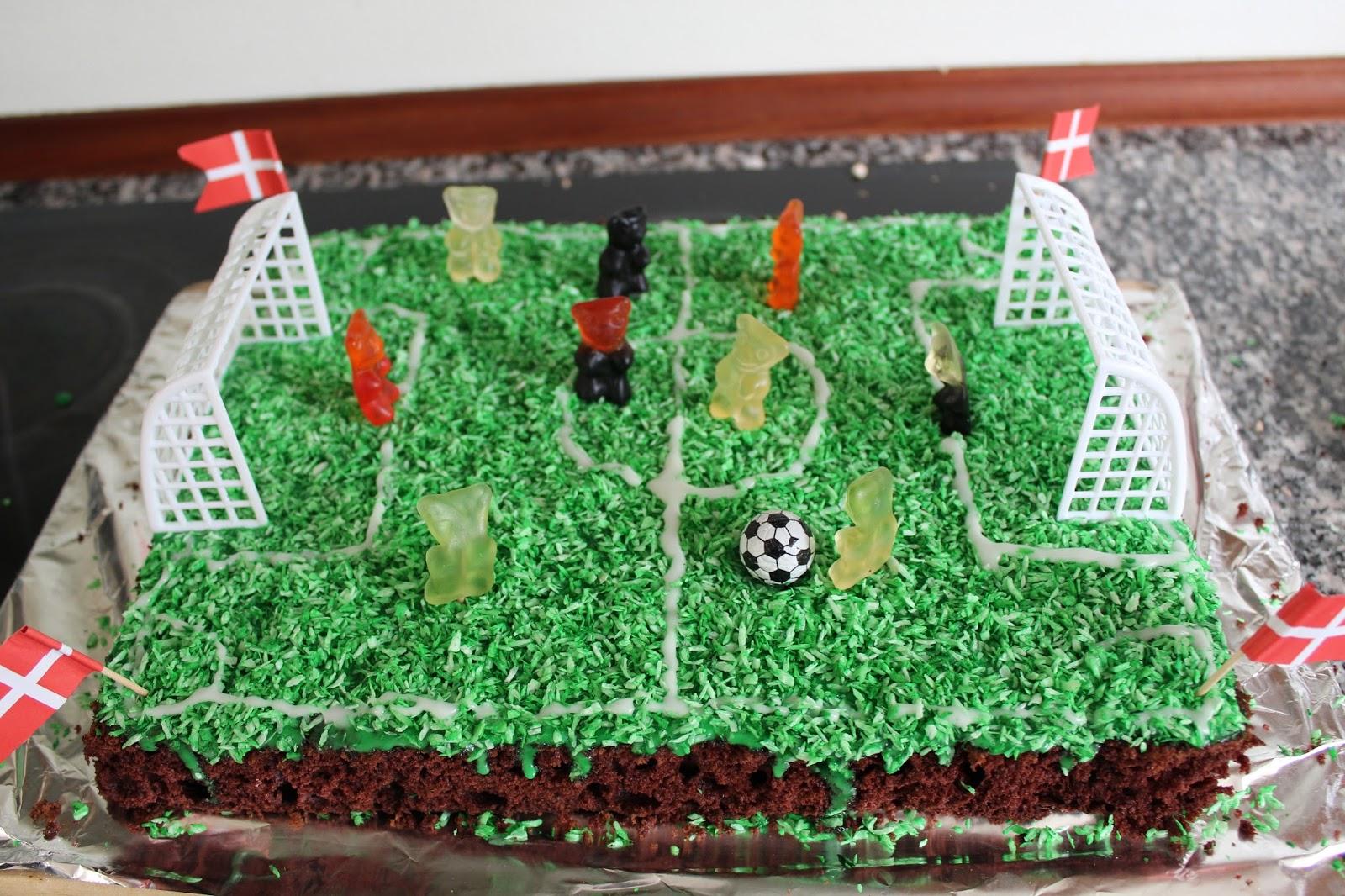 fødselsdags chokoladekage