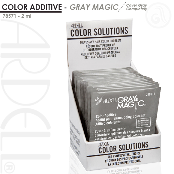 Gray Magic Hair Color Additive