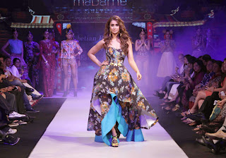 Ileana D'Cruz Pictures On The Ramp at Madame Style Week 2014 ~ Bollywood and South Indian Cinema Actress Exclusive Picture Galleries