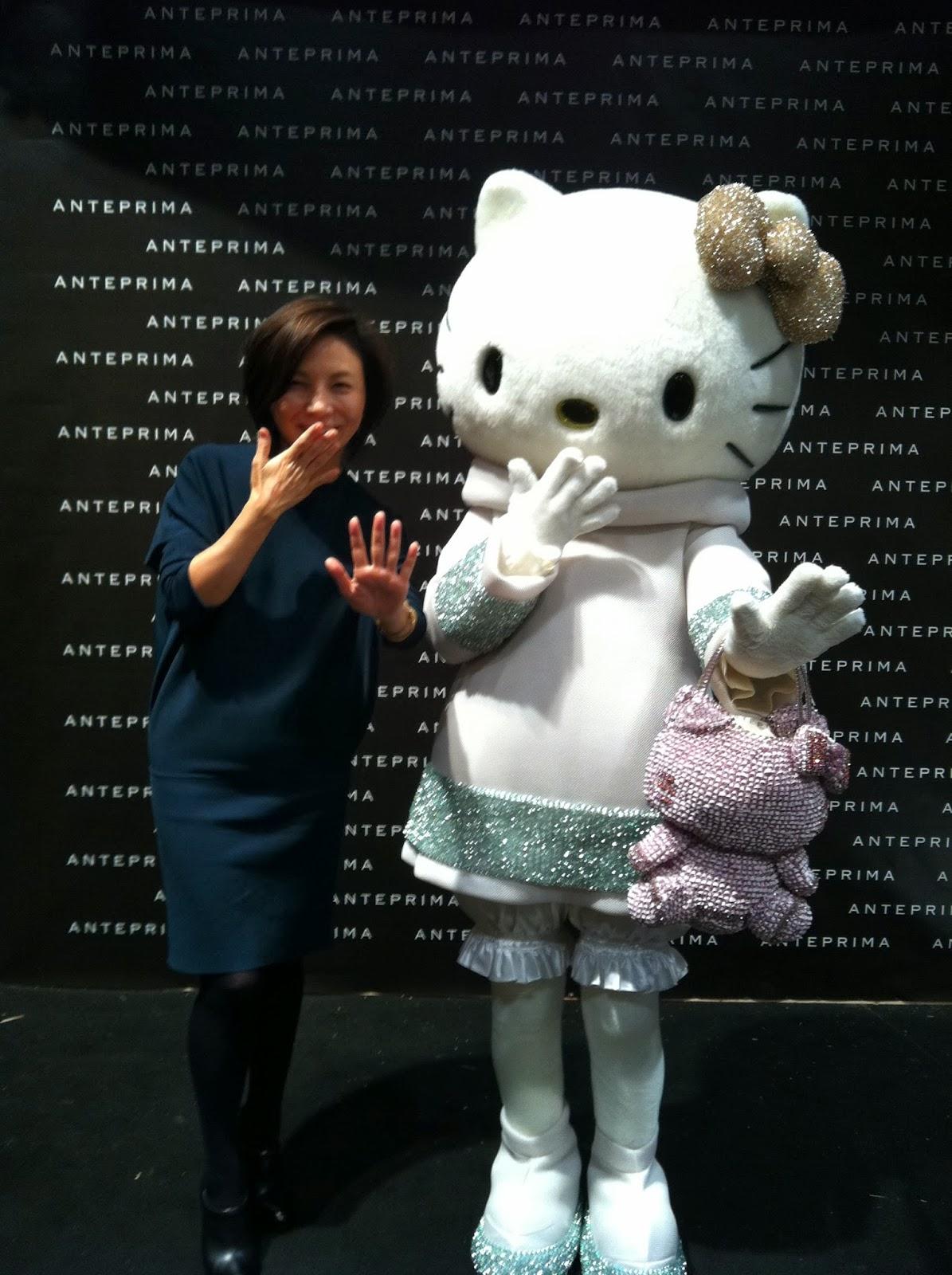 YUKIKAX 辻作品 KITTY Hello Kitty!