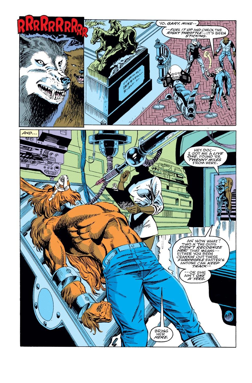 Captain America (1968) Issue #403 #352 - English 9