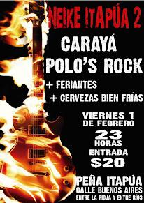 ¡Feria! 2 de febrero 2013 - Peña Itapúa - 23:00 hs