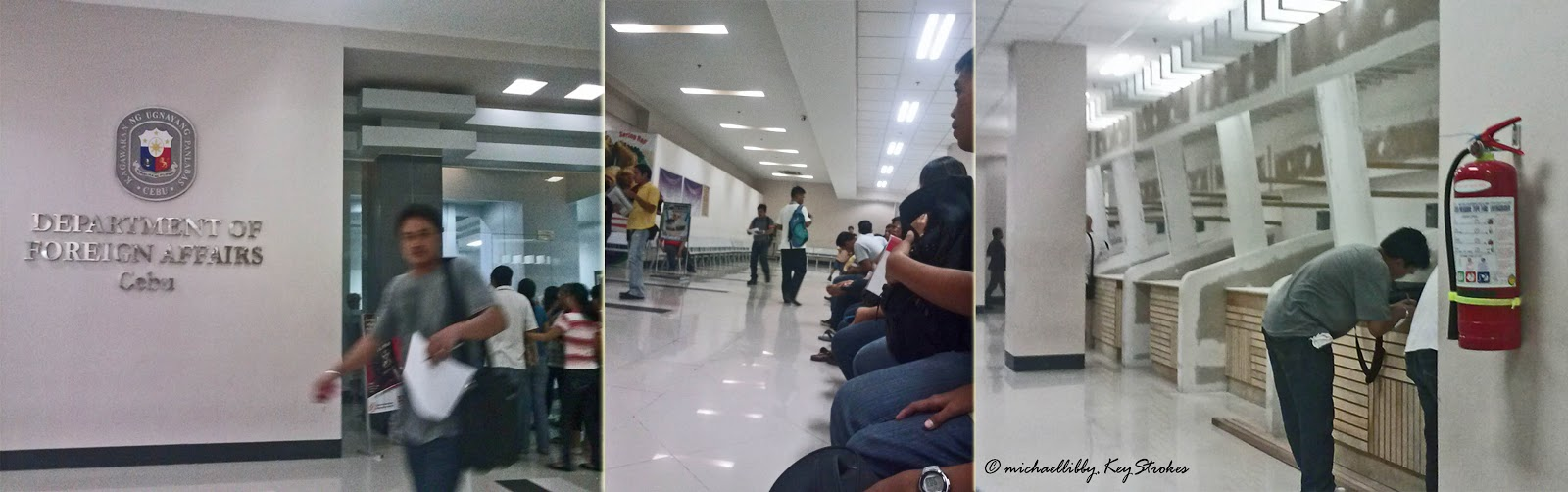 Key Strokes Finding DFA  Cebu