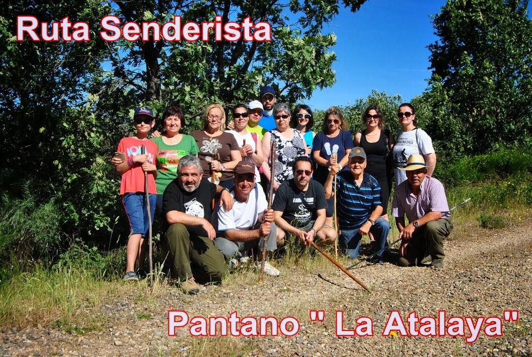 "SALIDA V SERRAGATINA  ÉPICA Y RUTA SENDERISTA PANTANO ""ATALAYA"""