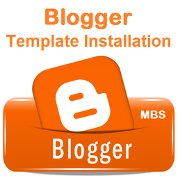 Blogger-Template-Installation