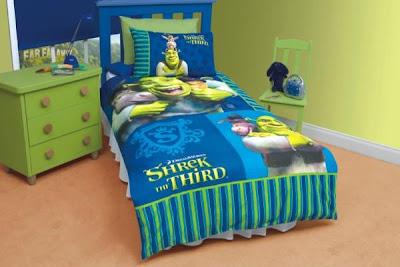 Shrek Bedroom Design Ideas