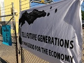 Flamborough: Tell future generations it was good for the economy.