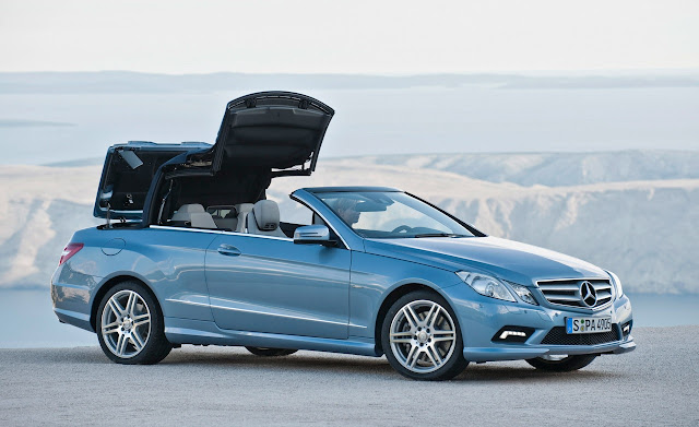 Mercedes-Benz E350 Cabriolet 2011 - Xe Mui Trần