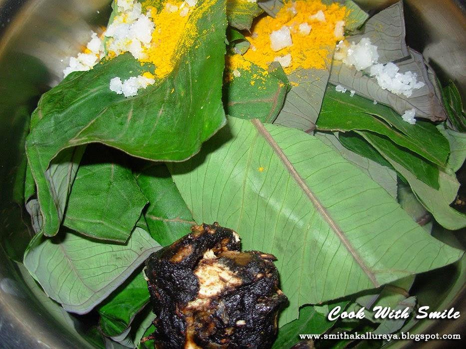 how to prepare taro leaves
