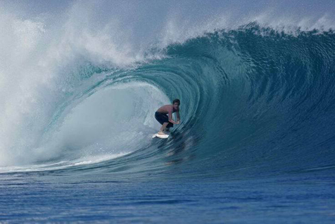 G-Land Surfing Spot