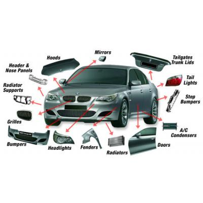 Partes de un Carro en Ingles Partes de Vehiculo en Ingles