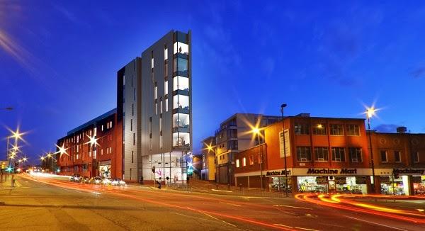 英國房地產-利物浦精品學生宿舍
