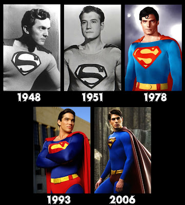 Perubahan Kostum Hero Dari Masa Ke Masa