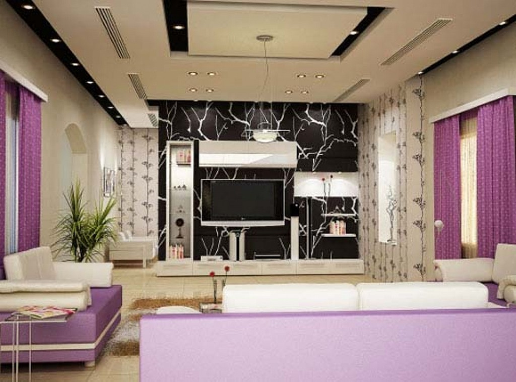 The Best Interior Design On Wall At Home Remodel New Home Designs Latest Modern Homes Best Interior Designs Ideas