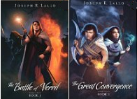 self-published authors - Joseph Lallo