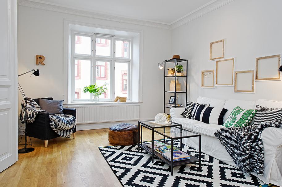 Ikea Pax Schrank Weiss Hochglanz ~ Little things & co SALONES NÓRDICOS
