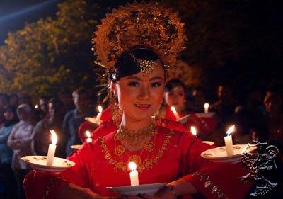 Tari Lilin Tarian Daerah Sumatera Barat