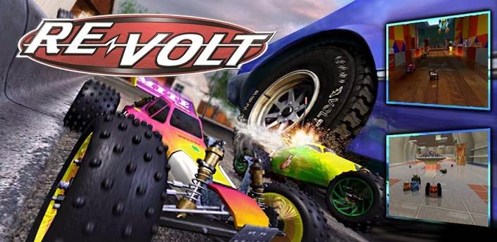 RE-VOLT Classic – 3D Apk v1.1.3 Unlocked Premium