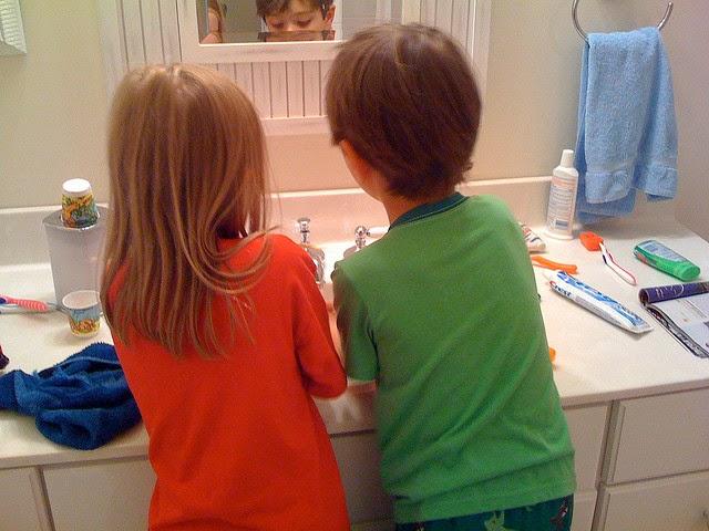 Pediatric Dental Hygiene Routine Brush Up