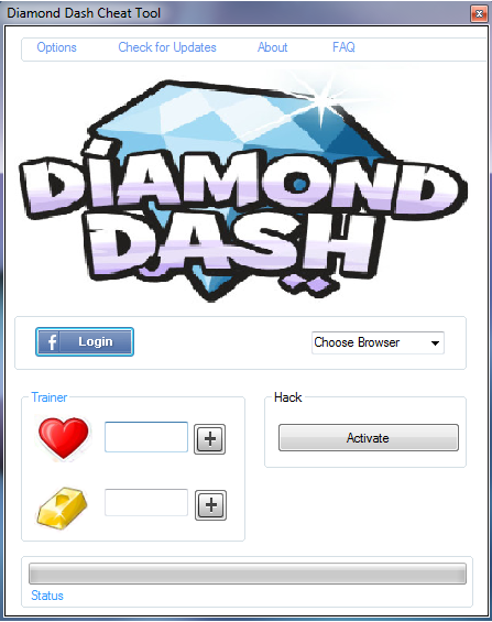 diamond dash level bonus