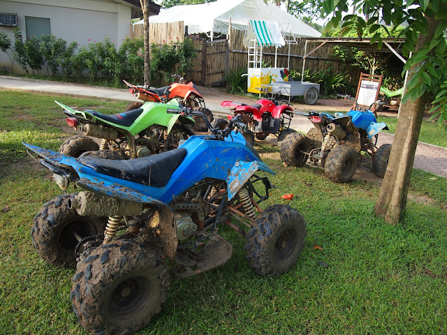 Sheridan Beach Resort buggy