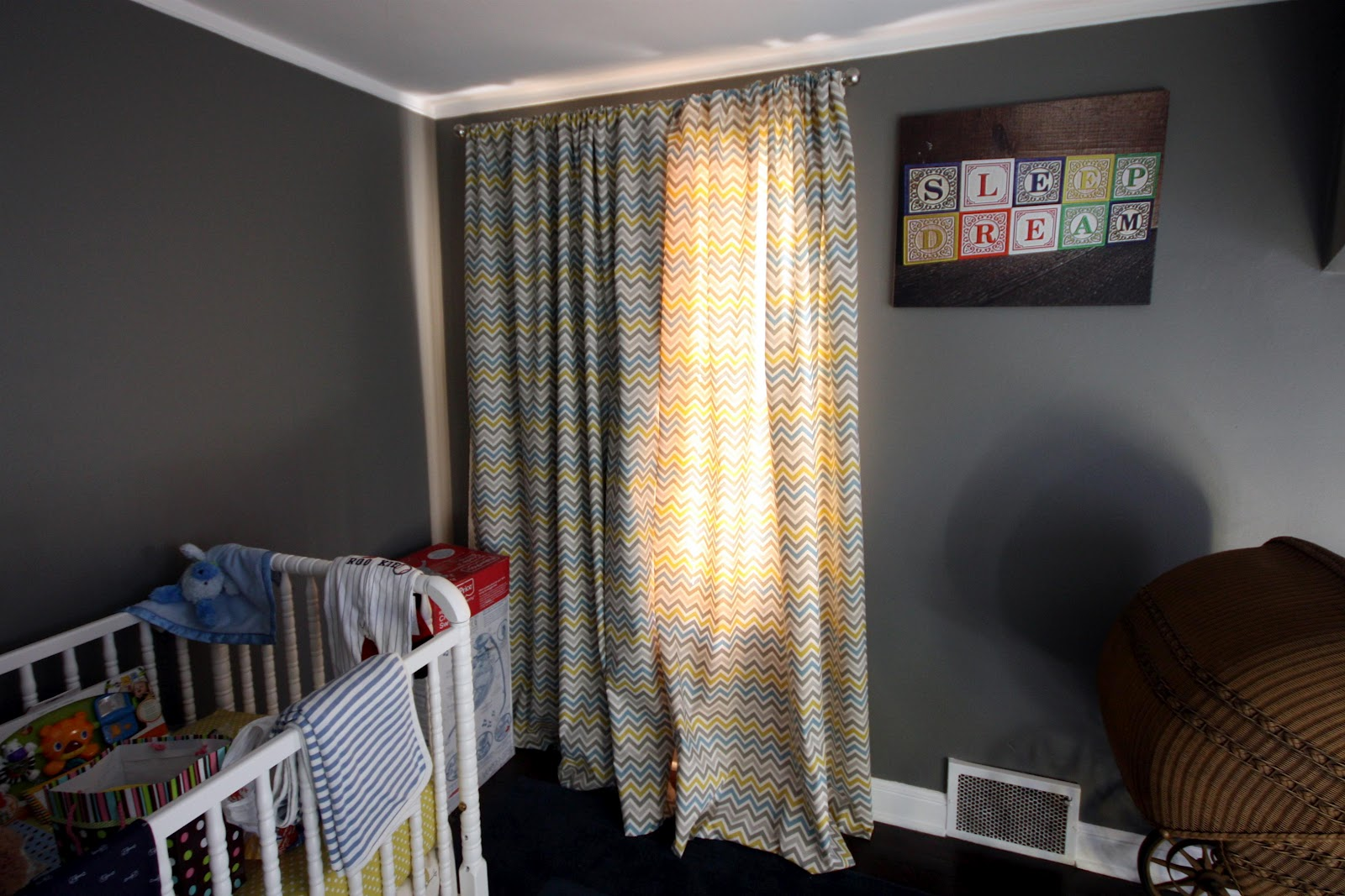 The Blinds Are Closed, And Clearly There Is Just Too Much Light Coming  Through The Fabric Alone. The Two Windows On That Wall Are East Facing So  The Light ...